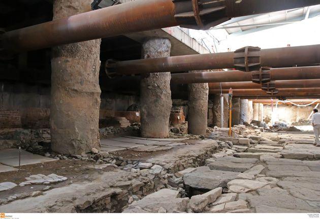 Αρχαιότητες Μετρό Θεσσαλονίκης: Εξαίρεση δύο μελών του ΚΑΣ ζητούν οι
