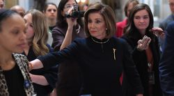 Pelosi Opens Impeachment Debate To Applause After Searing Words Rebuking