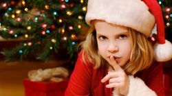 When Kids Don't Celebrate Santa, Is It Their Job Not To Spoil