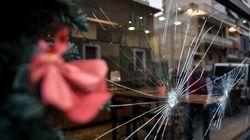 Καταδρομική επίθεση κουκουλοφόρων στην οδό