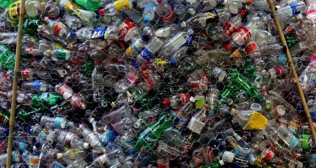 La consigne des bouteilles en plastique ne sera pas mise en place avant 2023 (Image d'illustration en