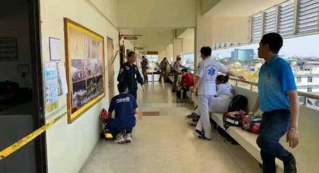 태국 방콕에서 13세 소년이 동급생에게 총을 쏴 살해하는 사건이