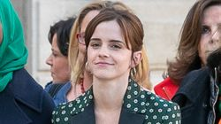 Emma Watson Conjured Up A 'Harry Potter' Reunion Pic, And It's