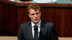 子供たち、なぜ私が大統領を弾劾するか知ってほしい。ジョー・ケネディ議員、我が子に語りかけるスピーチ