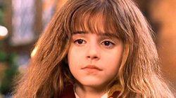 Emma Watson comparte una mágica foto del reencuentro de los actores de 'Harry