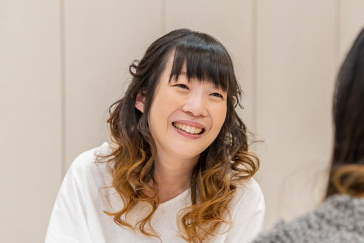 写真撮影を通して「元気な私はまだ残っているんだな」と思えたことが、すごく励みになったと語る、藤田さん