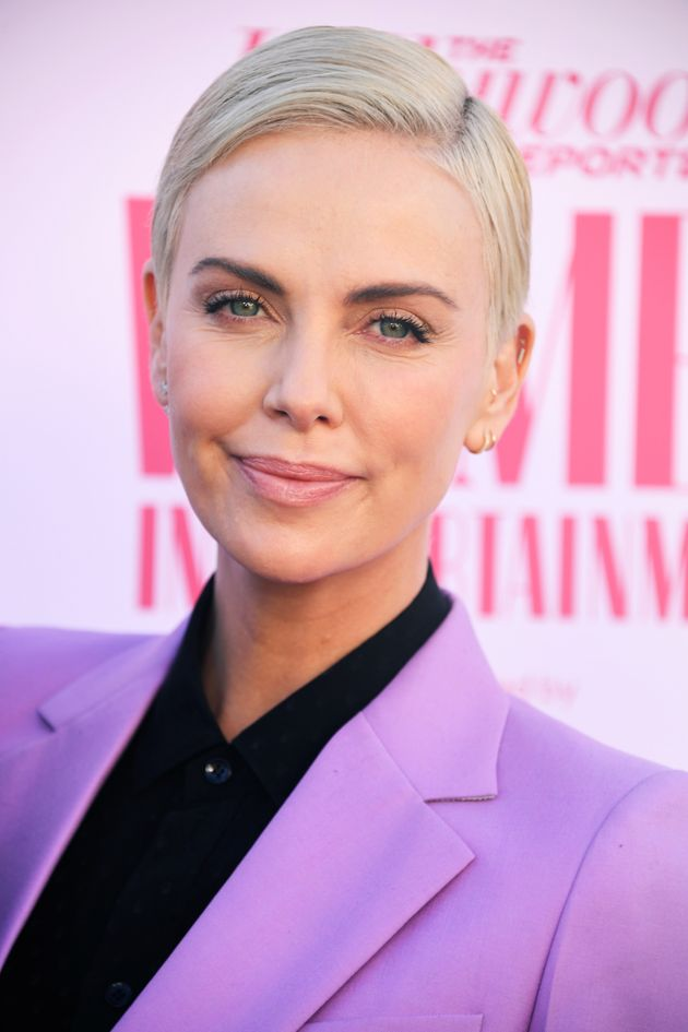 Charlize Theron attends the Hollywood Reporter's annual Women in Entertainment Breakfast Gala in Los...