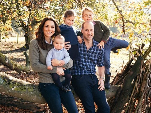 Has The Duke And Duchess Of Cambridges 2019 Christmas Card Been Leaked Online?