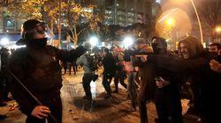 Dos mossos heridos graves y 53 leves en los disturbios en los alrededores del Camp