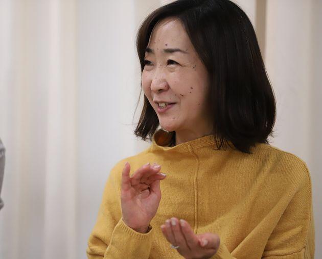 UR都市機構 東京北エリア経営部ウェルフェア推進課長の大久保有美子さん