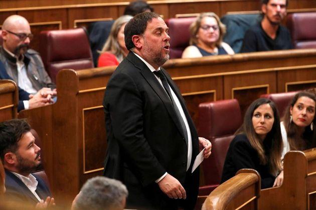 El exvicepresident de la Generalitat Oriol