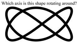 ¿Hacia dónde gira esta figura? La ilusión óptica que te va a hacer dudar de lo que