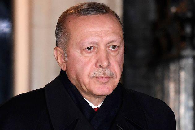 Il presidente turco