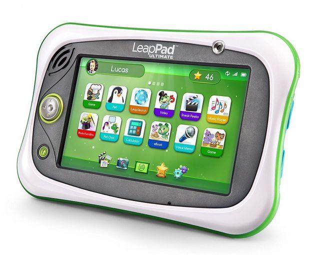 LeapFrog LeapPad Ultimate, Amazon, was £129.99, now £60.60