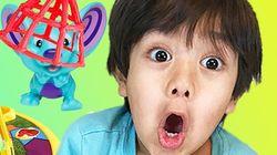 Αγοράκι 8 ετών ο πιο ακριβοπληρωμένος σταρ του YouΤube - Τα εξωφρενικά ποσά που