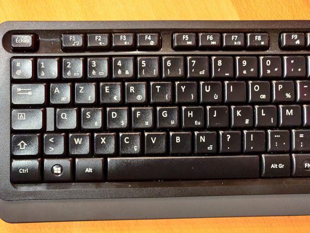 Si les lettres ne bougent pas, ce n'est pas le cas des lettres accentuées. Les plus utilisées ont été...
