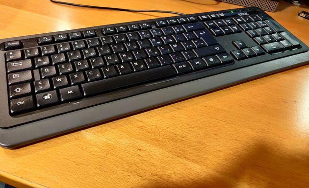 LDLC est le premier à avoir sorti un clavier Azerty