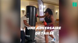 Quand Serena Williams boxe, même Mike Tyson