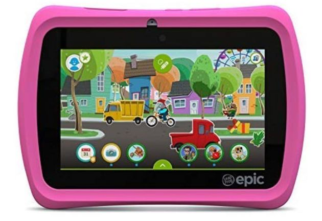 LeapFrog Epic 7 Android Kids Tablet, Amazon, £89.99