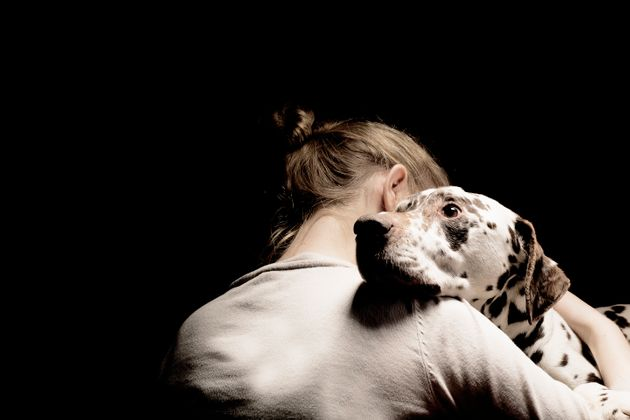 Πώς ένα σκύλος βοηθάει τον άνθρωπό του να ξεπεράσει κρίση