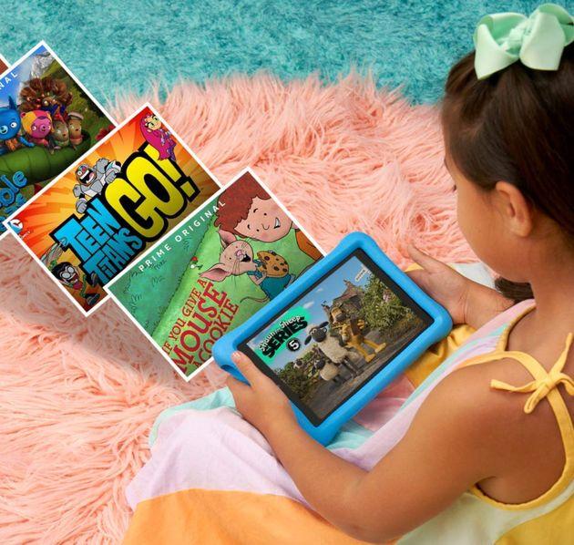 Amazon Fire HD 8 Kids Edition, Amazon, £129.99