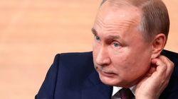 Le mensonge éhonté de Poutine sur le réchauffement