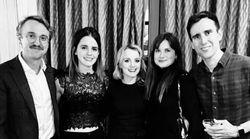 Χάρι Πότερ: Πέντε πρωταγωνιστές φωτογραφίζονται μαζί για Καλά
