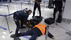 Βίντεο από άσκηση: Αστυνομικοί εξουδετερώνουν τρομοκράτες στο «Ελ.