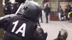 Le premier policier jugé pour violences contre des gilets jaunes condamné à deux mois avec