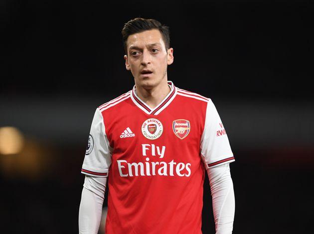 Mesut Özil, dont les commentaires sur la minorité musulmane des Ouïghours ont irrité...