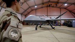 Des drones armés utilisés dans le cadre de l'opération Barkhane: une