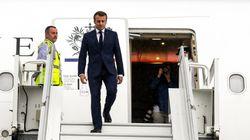 Macron s'envole pour la Côte d'Ivoire en pensant au