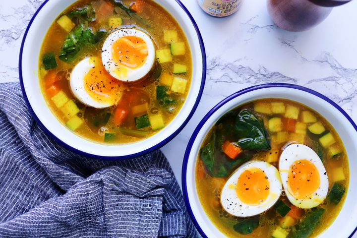 Breakfast Soup: It Makes So Much More Sense Than You'd Think