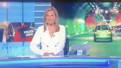 Escándalo por la noticia que ha dado TVE en el Telediario: la Policía no recuerda nada
