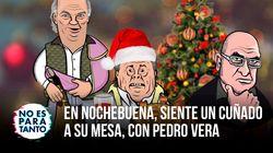 NEPT 2x07: En nochebuena, siente un cuñado a su mesa, con el magnánimo Pedro
