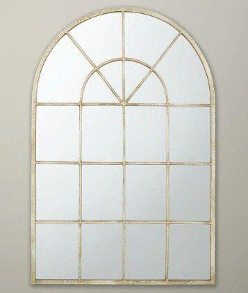 "<a href=""https://fave.co/2EC3sLS"" target=""_blank"" rel=""noopener noreferrer"">Metal Window Mirror, John Lewis,</a> &pound;125&nbsp;"
