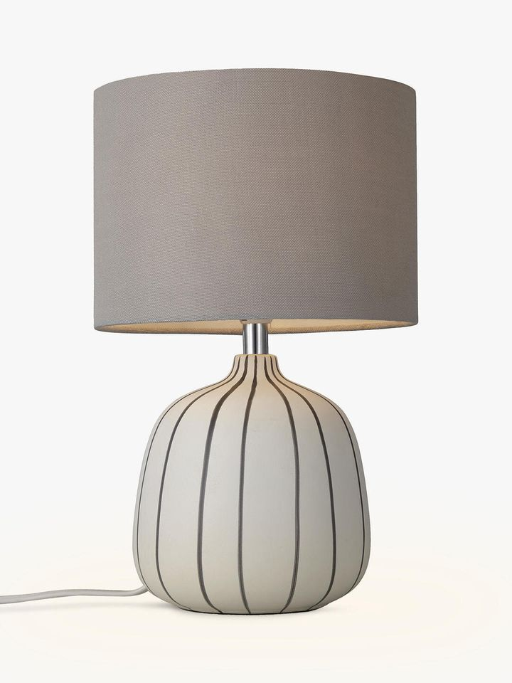 """<a href=""""https://fave.co/2M8PepV"""" target=""""_blank"""" rel=""""noopener noreferrer"""">Candy Table Lamp, John Lewis,</a> &pound;35"""