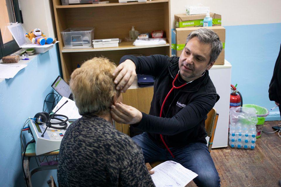 Axion Hellas: Πραγματοποίησε δωρεάν ιατρικές εξετάσεις σε κατοίκους μικρών νησιών του