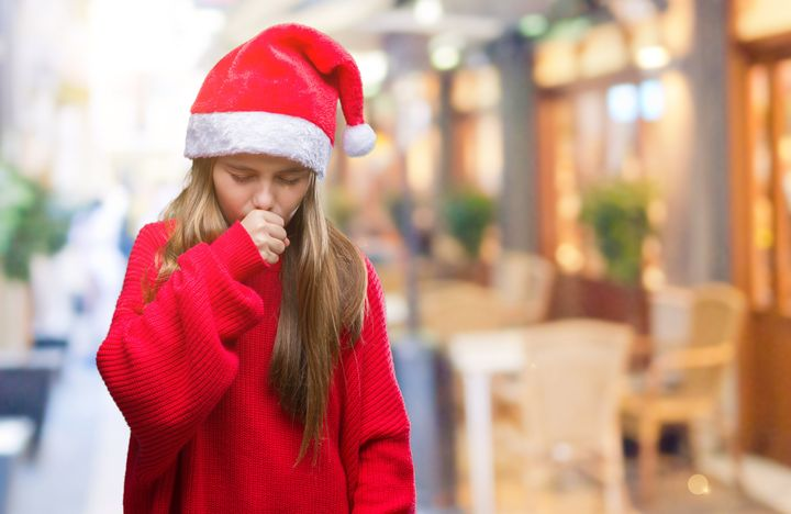 With flu season in full-swing, kids can be prone to illness around what's supposed to be the most wonderful time of the year.