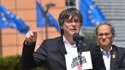 El Parlamento Europeo levanta la prohibición de acceso a Puigdemont y