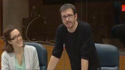 Hector Tejero Franco (Más Madrid), a un diputado de Vox: