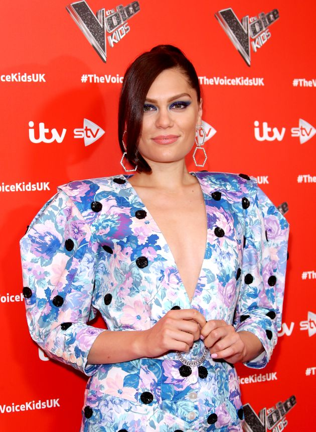 Jessie J at the Voice Kids 2019 Photocall held at The Royal Society of Arts,
