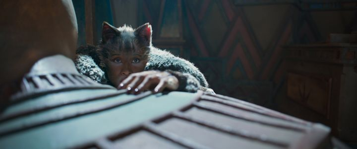 "Jennifer Hudson in ""Cats."""