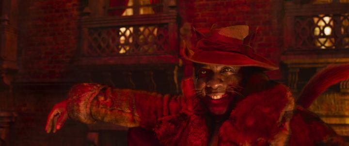"Idris Elba in ""Cats."""