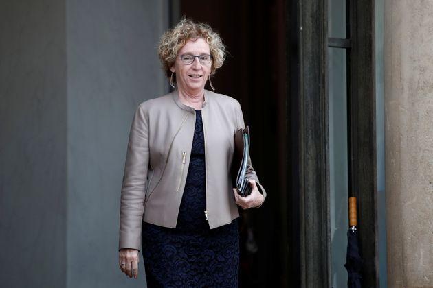 Muriel Pénicaud , ici à l'Élysée le 21 octobre 2019, a renoncé à...