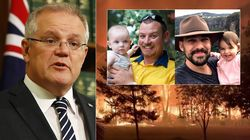 ScoMo Cuts Holiday After 2 Volunteer Firefighters