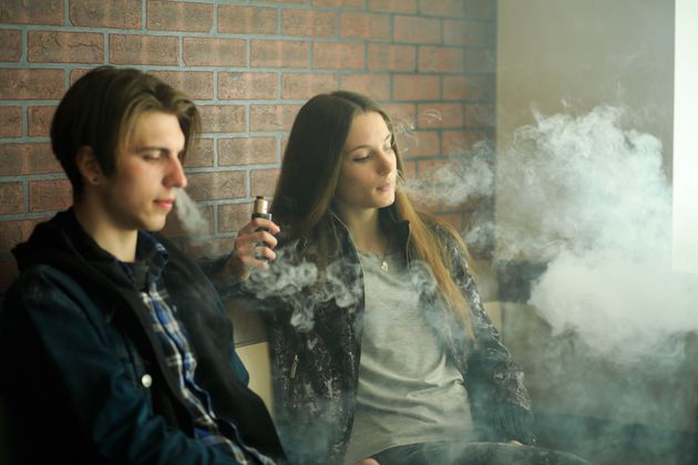 Health Canada Wants To Ban Vaping Ads In Spaces For Young