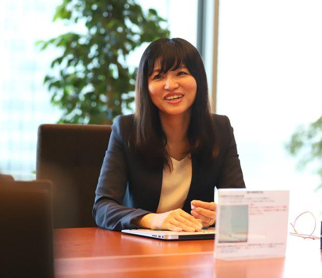 株式会社セールスフォース・ドットコム カスタマーサクセス統括本部サクセスプログラム部長の坂内明子さん