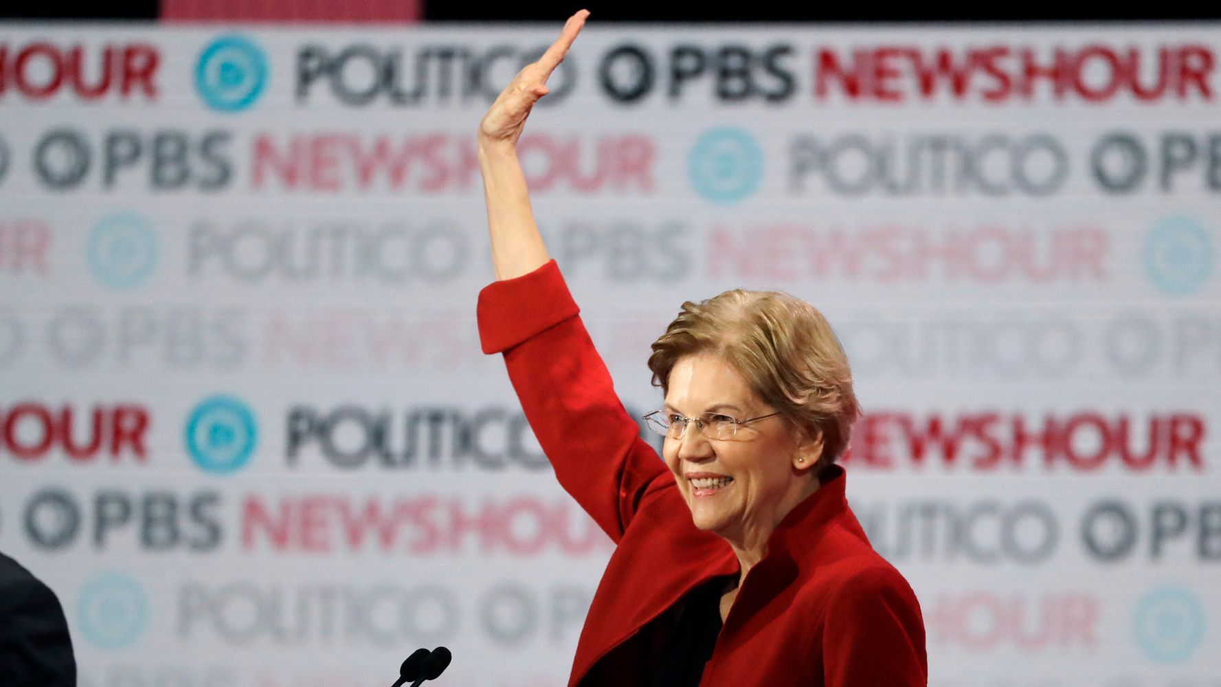 'I'd Also Be The Youngest Woman': Warren Fires Back At Debate Question About Age