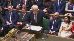 Comme prévu, Johnson et son Brexit remportent un premier vote au nouveau